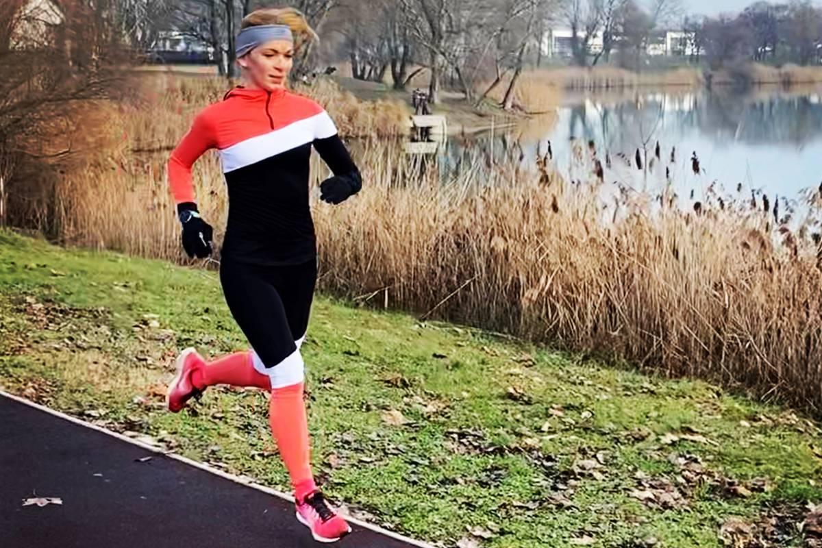 Így motiválja magát a Meru futója