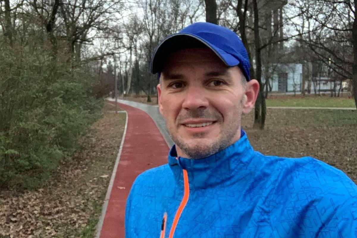 Orosz Gábor futása: 600 ezer lépés a Holokauszt emlékére